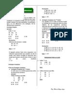 Tema Nº 04 Analogias y Distribuciones