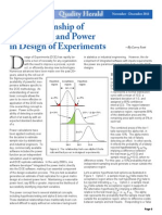 5 Relationship of Alpha Beta Power in DOE