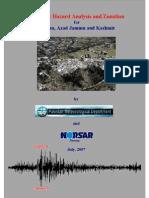 SeismicReport PMD