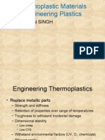 Thermoplastic Engineering Material