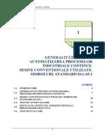 Sisteme automate conducere procese industriale,cap 1