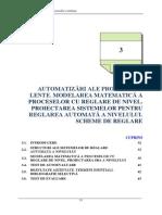 Sisteme automate,cap 3