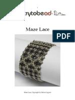 135998642 Maze Lace Bracelet