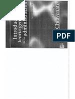 Cap. 1 Chiavenato