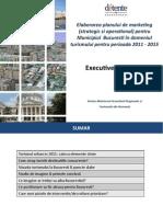 Plan Marketing Bucuresti