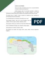 Áreas Pesqueras de Venezuela y Sus Actividades