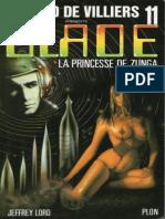 La Princesse de Zunga - Jeffrey Lord