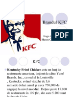Brandul KFC