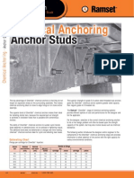 chemical anchors