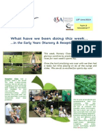 Rosemary Works Newsletter 13th June 2014