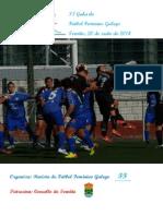 Dossier Prensa II Gala Do Fúrbol Feminino Galego