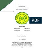 Case Report - App Infiltrat