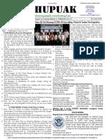Thupuak Volume 9, Issue 2 (15 June 2014)