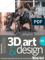 3D Art Design - Volume 2 2013
