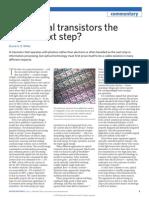 Optical Transistor