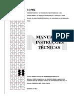MIT 161614 Procedimentos Para Resgate e Salvamento de Acidentado Em Redes de DistribuiçãoVERSAO 2013 02 25