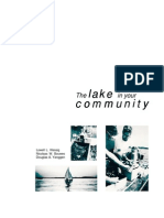 The Lake in YOur Community
