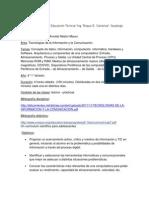 Plan de Clase (TIC)