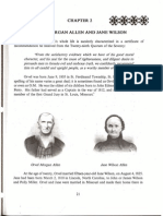 Orvel Morgan and Jane Wilson ALLEN