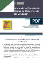 Convención Iberoamericana de Derechos de Los Jóvenes3
