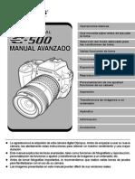 Manual Avanzado Olympus E-500
