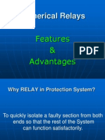 Presentation on Numerical Relays