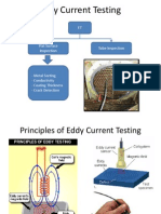Eddy Current Tube Testing