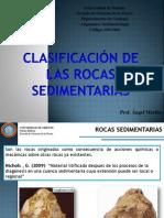 TEMA 6 CLASIFICACI+ôN DE LAS ROCAS SEDIMENTARIAS.ppsx
