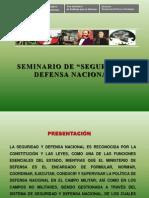 8. Defensa Nacional