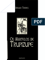 Os Martelos de Trupizupe - Braulio Tavares