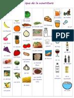 Lexique+de+la+nourriture
