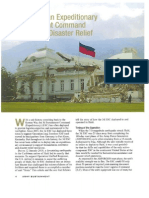 Published Articles - Army Sustainment, December 2010