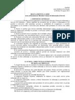 Regulamentul BCI
