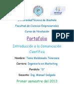 Portafolio Icc Manuel