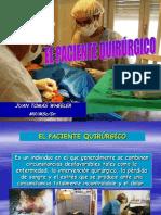 CIRUGIA - El Paciente Quirurgico