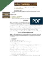 Brazilian Constitution