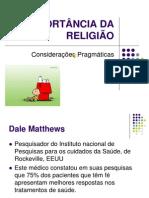 A Importância Da Religião - 17 de Maio