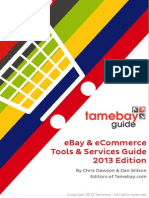 TameBay EBay Ecommerce Tools Services Guide 2013