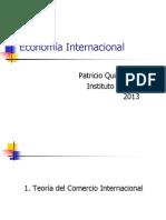 Economia Internacional - Parcial