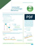 Sem2 - Teorema Del Trabajo y La Energía