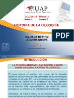 Hist. de La Filosofía