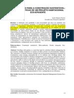 Florim, 2004 Contribuição Para a Contrução Sustentável