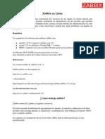 Manual Zabbix