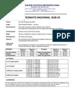 2012 14º Campeonato Nacional Sub 23 (1)