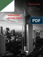 Indonesian Energy Report PDF 468 Kb 30287
