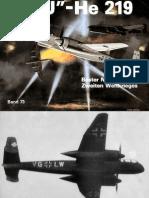Waffen Arsenal - Band 073 - Heinkel He 219 Uhu