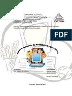 Resumen Del Modulo de Informática y Educación. (Bloger)