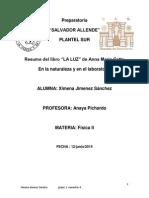 Laluz Ana Maria Cetto y Biografia