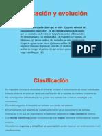 Paleontología 7 Clasificación y Evolución