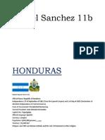 Honduras Case Study